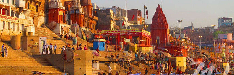 Hindistan 2018 Varanasi