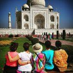 Hindistan 2018 Agra Delhi Rishikesh